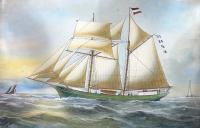 """Portret kapitański statku """"Regina"""""""