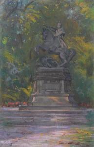 Pomnik konny Jana III Sobieskiego