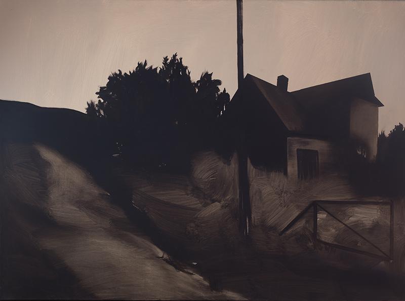 Opuszczony dom, 2019