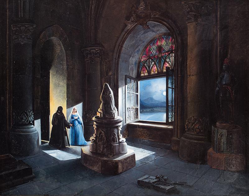 We wnętrzu, 1848 r.