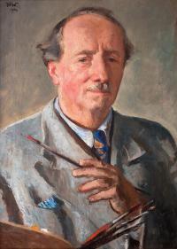 Autoportret, 1940 r.