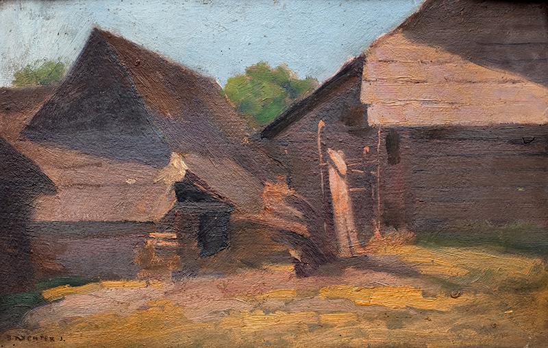 Chaty, przed 1906 r.