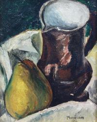 Martwa natura, 1921 r.