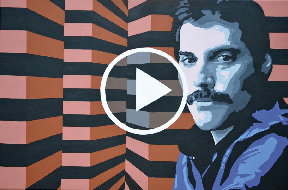 Pause / Tribute to Fredie Mercury, 2014