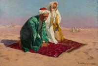 Modlący się Arabowie