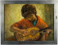 Mały gitarzysta