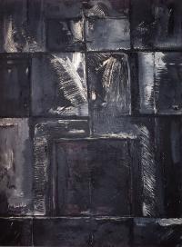 Abstrakcja, ok. 1962