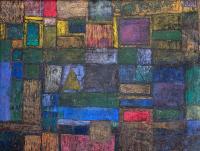 Kompozycja abstrakcyjna, 1955