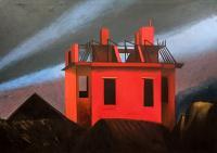 Niedokończony dom (duży), 1996