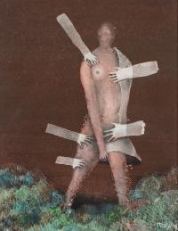 Dotykające dłonie, 1983 r.