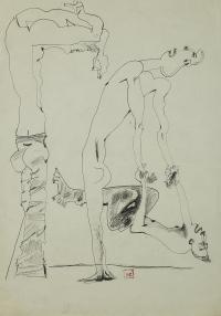 Ćwiczenia, 1973 r.