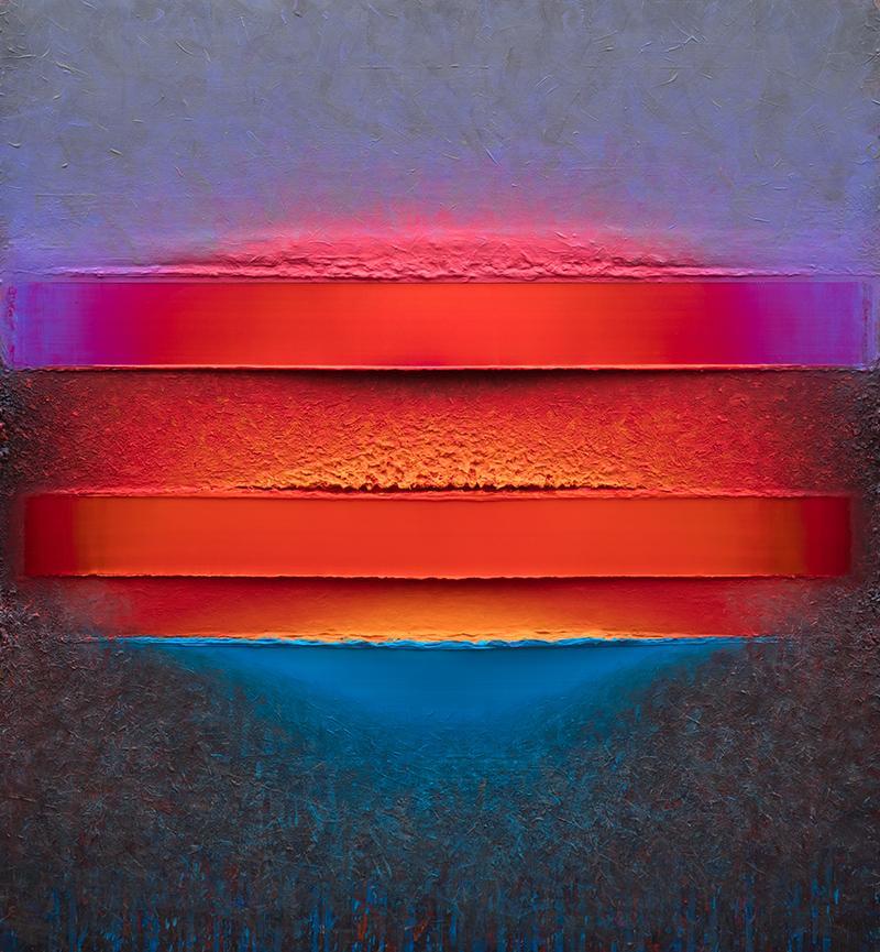 Czerwona aura, 2019