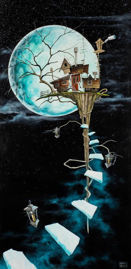 Magic moon, 2019