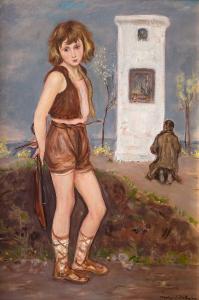 Boży śpiewak, lata 20-te XX w.