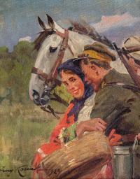 Zaloty, 1929 r.