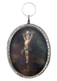 Relikwiarz z agnuskiem