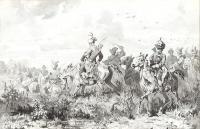 Lisowczycy, 1864 r.