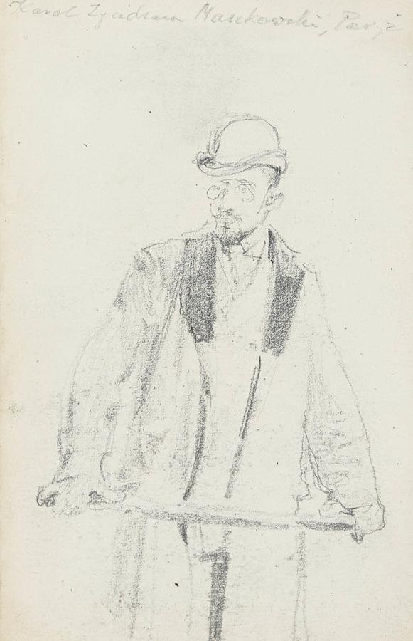 Portret Karola Maszkowskiego