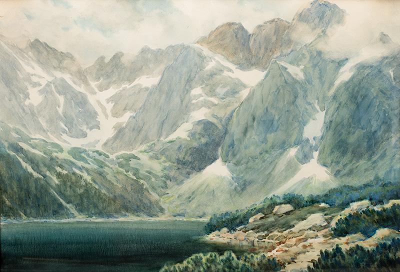 Morskie Oko, 1947 r.