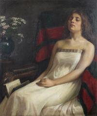Melancholia, 1903 r.
