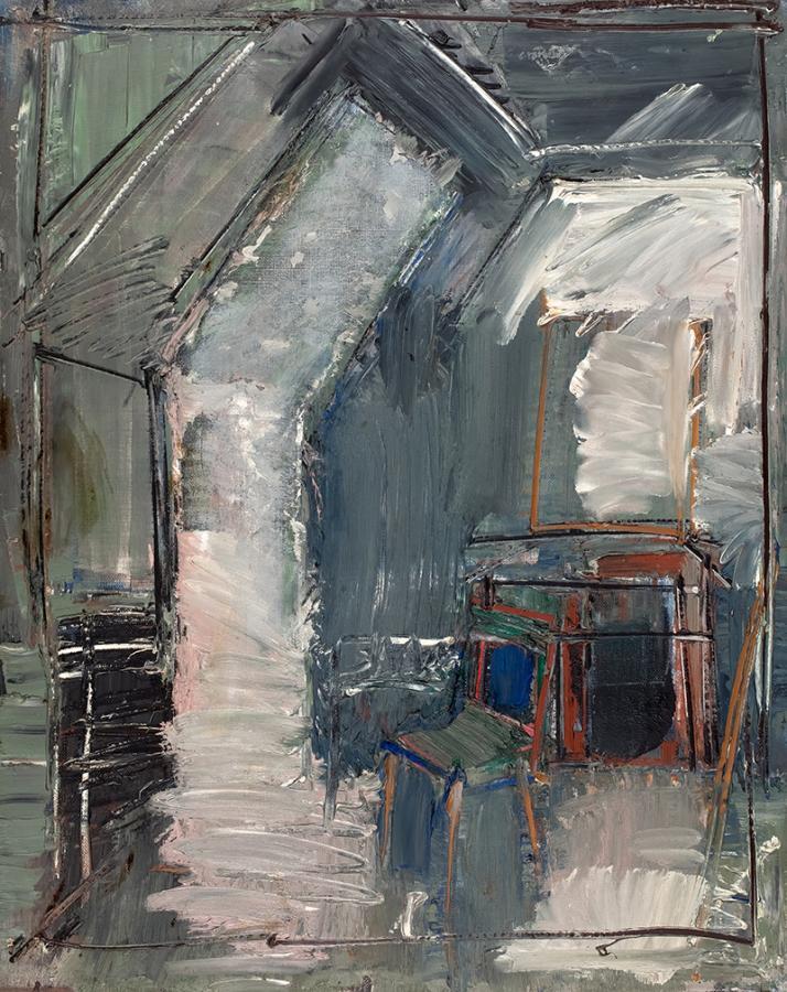 Wnętrze II, 1970 r.