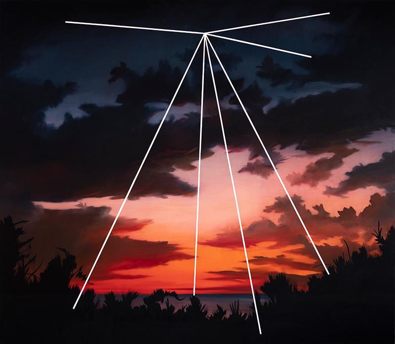 Kolejny Wschód Słońca II, 2020