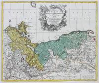 Tabula Generalis Totius Pomeraniae tam Suecicae…