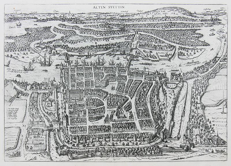 Alten Stettin