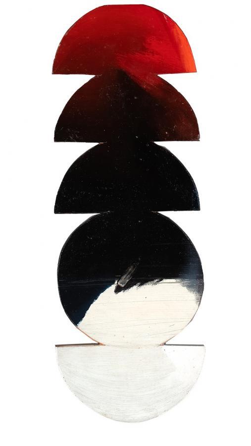 Kompozycja kół, 1963