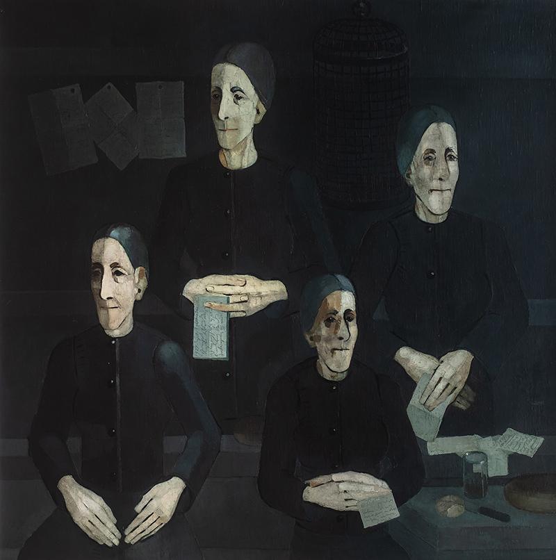 Stare kobiety I (Listy), 1977