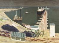 Port Północny już pracuje, 1974 r.