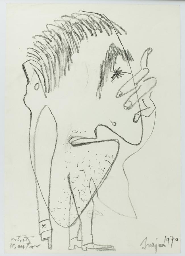 Artysta Kantor, 1970 r.