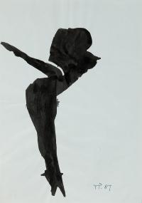Bez tytułu, 1987 r.