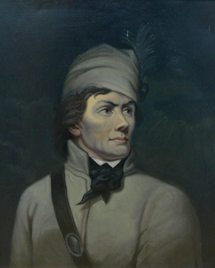 Portret Tadeusza Kościuszki w sukmanie