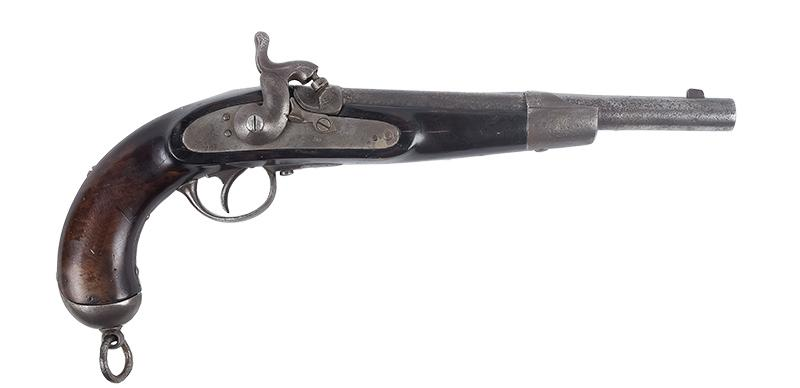 Pistolet KAWALERYJSKI SYSTEMU LORENZ, AUSTRIA WZ 1859