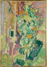 Kwiaty, ok 1905