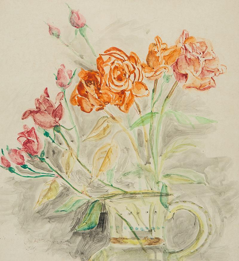 Róże, 1974 r.