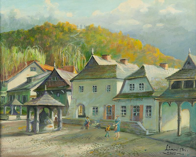 Kazimierz nad Wisłą, 2002 r.