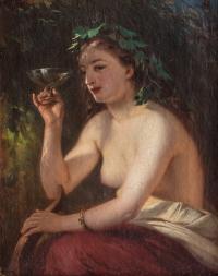 Bachantka, 1873 r.