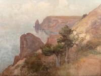 Pejzaż krymski
