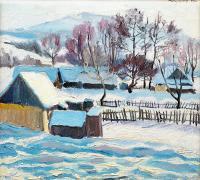 Podhalańska zima, 1930 r.