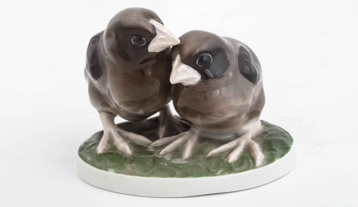 Pata ptaszków, Rosenthal  1914-1918