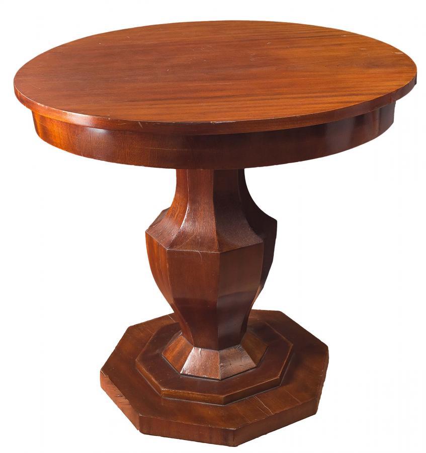 Stół biedermeier, XIX w.