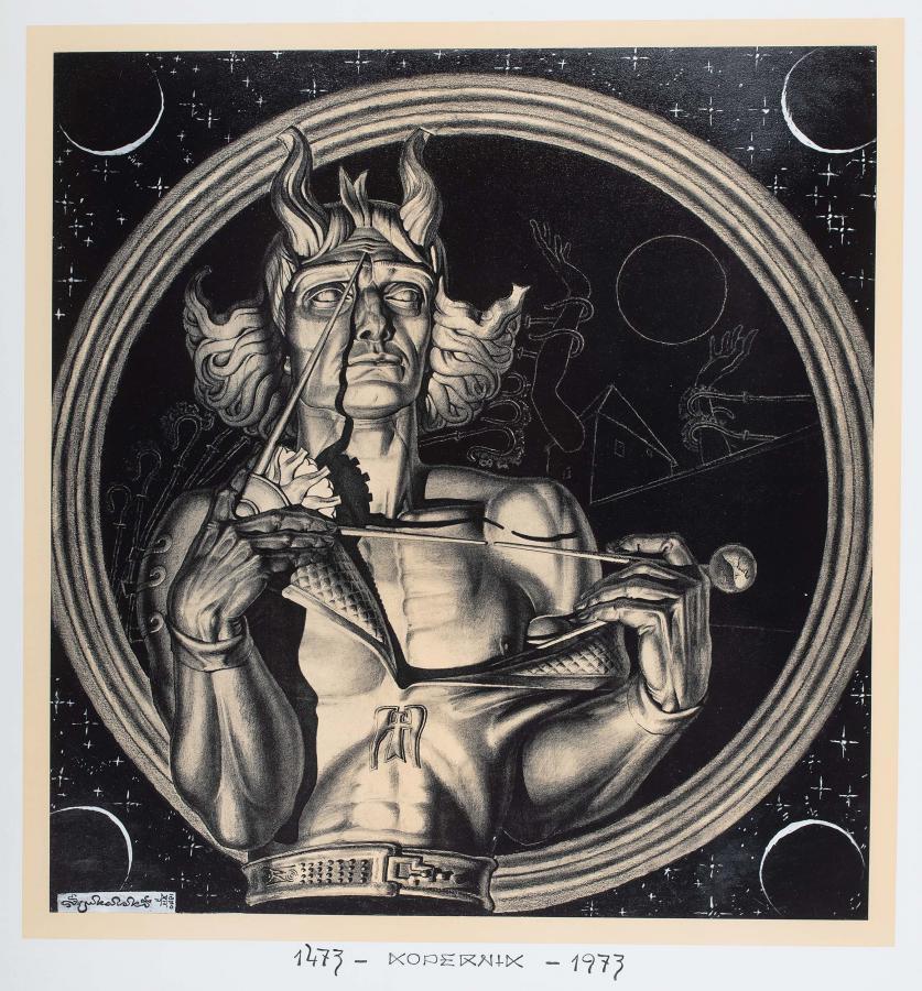 Kopernik, 1973