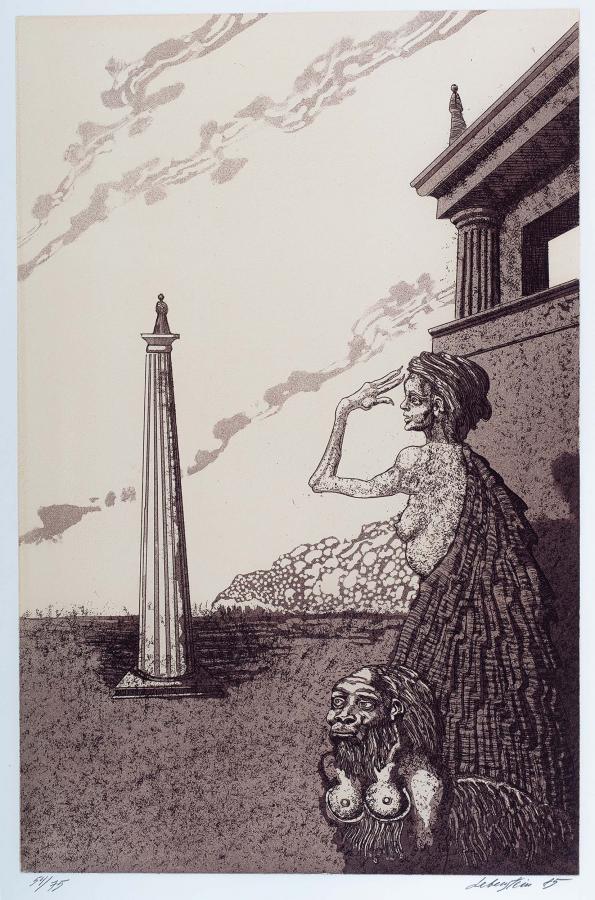 Obelisk, 1985 r.
