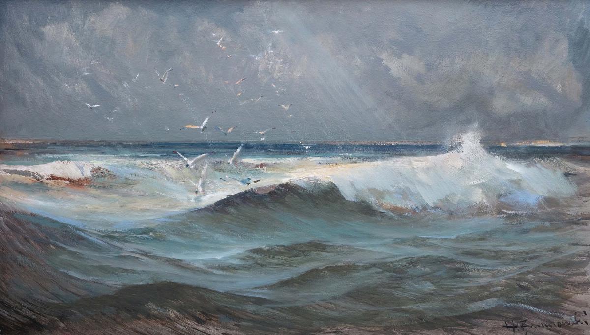 Morze, 1969 r.