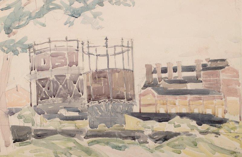 Gazownia w Sopocie