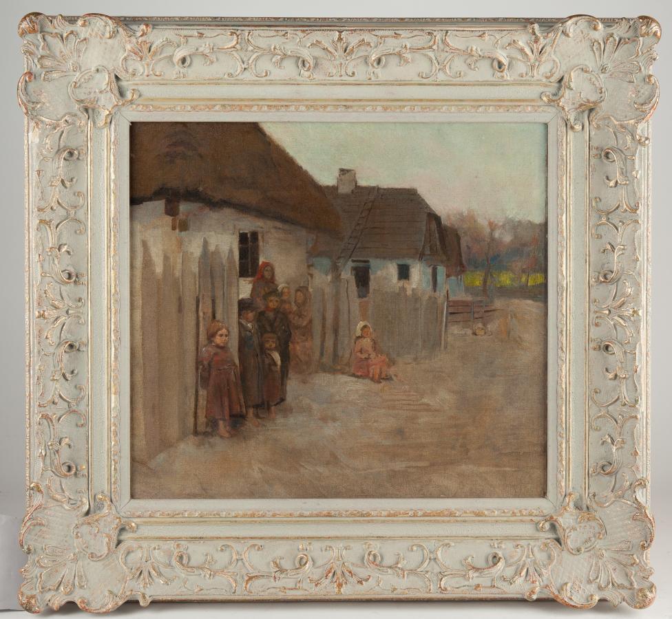 Wieś II, 1890-1891 r