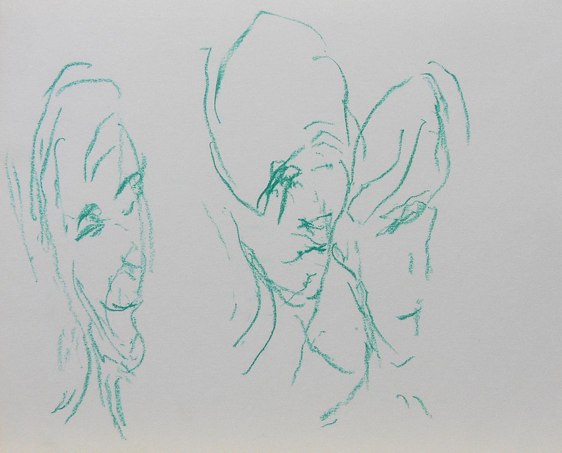 Szkice postaci