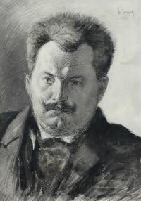 Portret Jana Kasprowicza, 1902